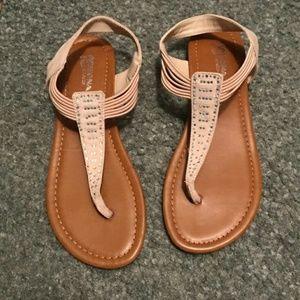 Arizona Jean CO Rhinestone Sandals